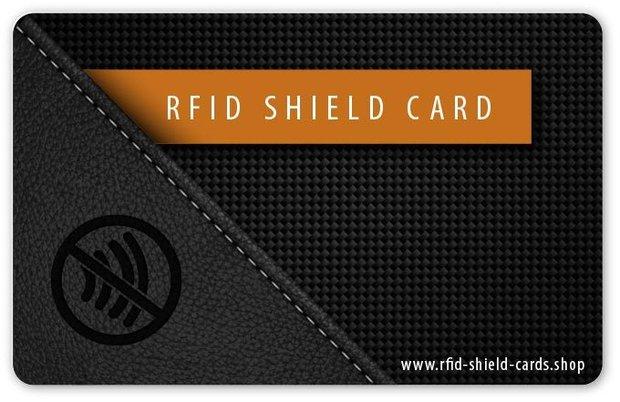 RFID Shield Card